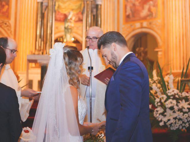 La boda de Jorge y Silvia en Málaga, Málaga 11