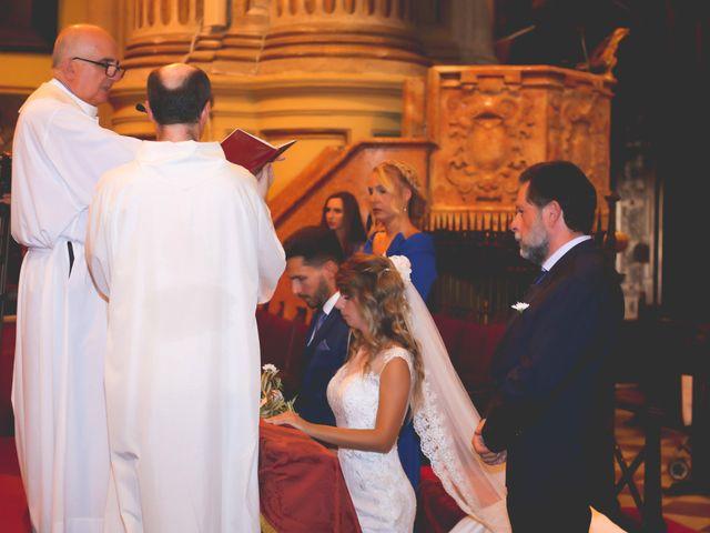 La boda de Jorge y Silvia en Málaga, Málaga 14