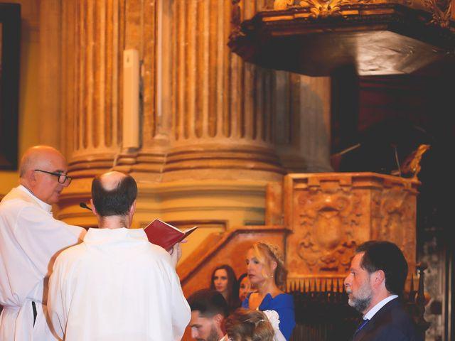 La boda de Jorge y Silvia en Málaga, Málaga 15
