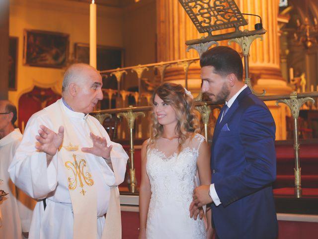 La boda de Jorge y Silvia en Málaga, Málaga 16