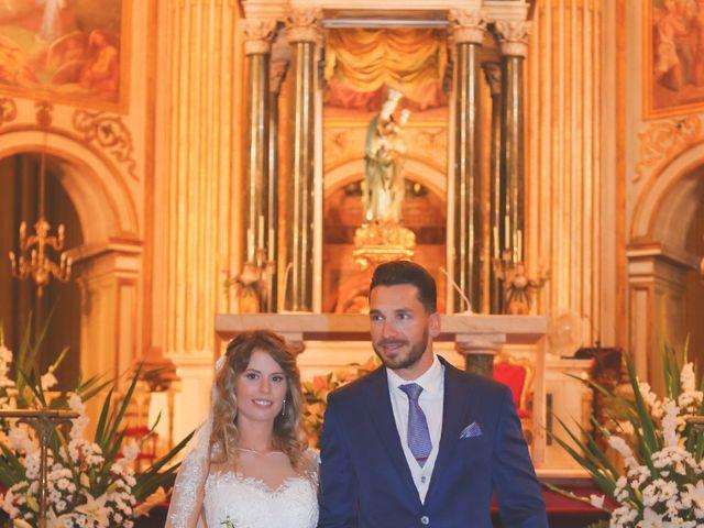 La boda de Jorge y Silvia en Málaga, Málaga 17
