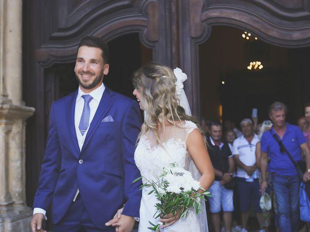 La boda de Jorge y Silvia en Málaga, Málaga 19