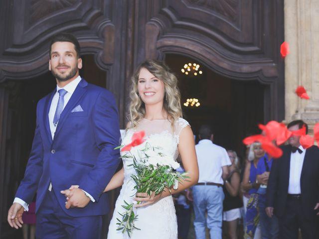 La boda de Jorge y Silvia en Málaga, Málaga 20