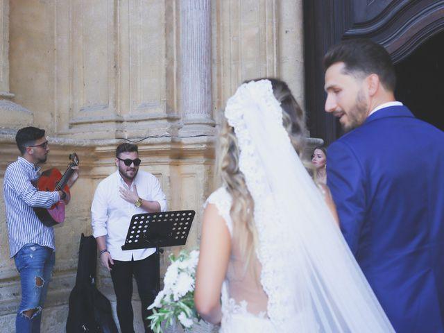 La boda de Jorge y Silvia en Málaga, Málaga 21
