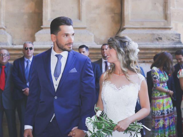 La boda de Jorge y Silvia en Málaga, Málaga 22