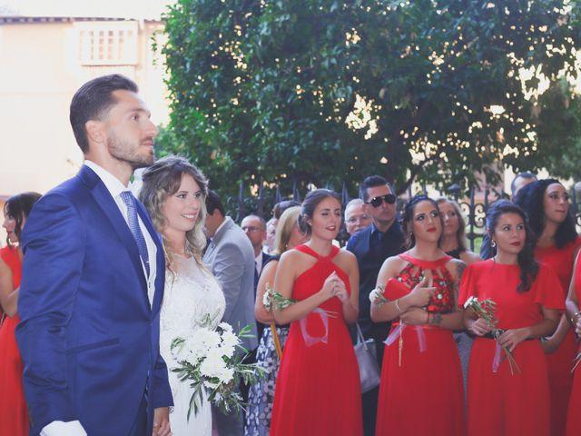La boda de Jorge y Silvia en Málaga, Málaga 24