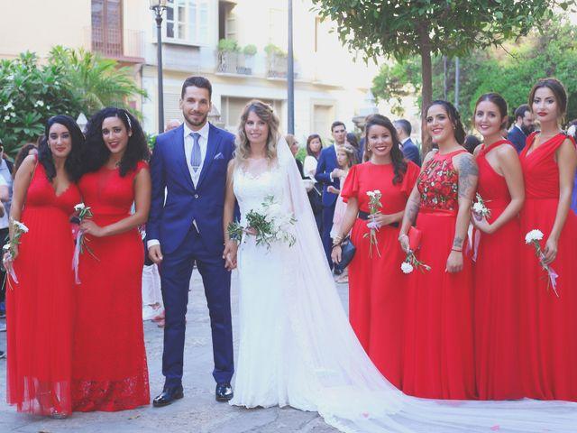 La boda de Jorge y Silvia en Málaga, Málaga 25