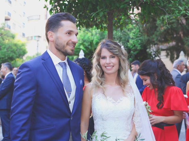 La boda de Jorge y Silvia en Málaga, Málaga 26