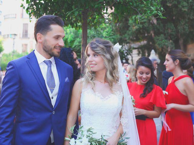 La boda de Jorge y Silvia en Málaga, Málaga 27