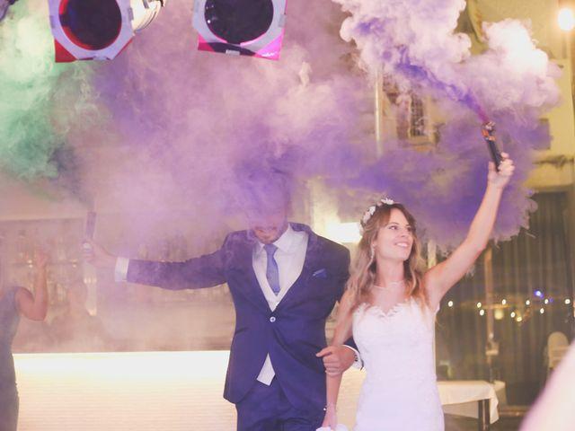 La boda de Jorge y Silvia en Málaga, Málaga 33