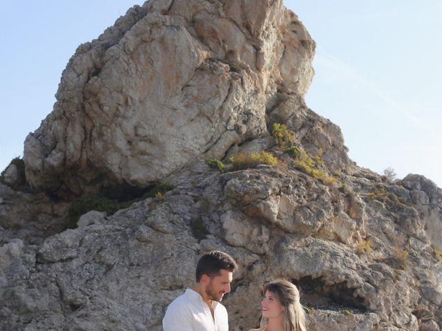 La boda de Jorge y Silvia en Málaga, Málaga 59