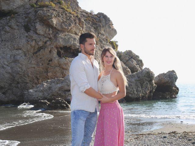 La boda de Jorge y Silvia en Málaga, Málaga 61