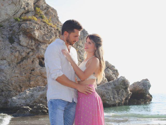 La boda de Jorge y Silvia en Málaga, Málaga 56