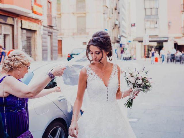 La boda de Manuel y Céline en Jabalcuz, Jaén 11