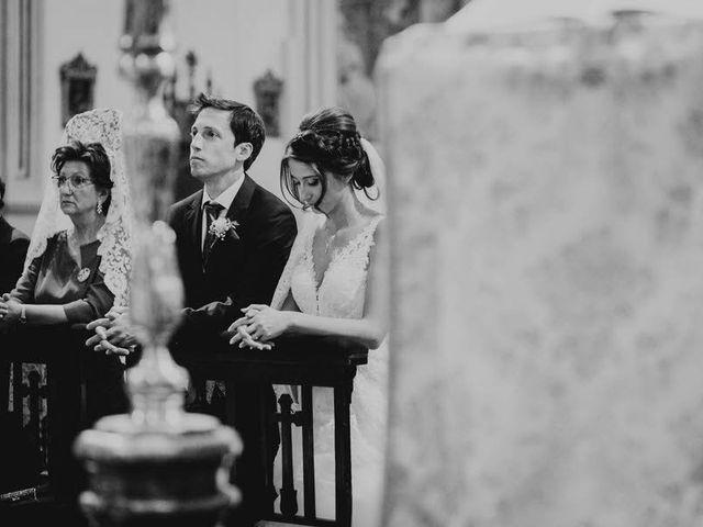 La boda de Manuel y Céline en Jabalcuz, Jaén 12