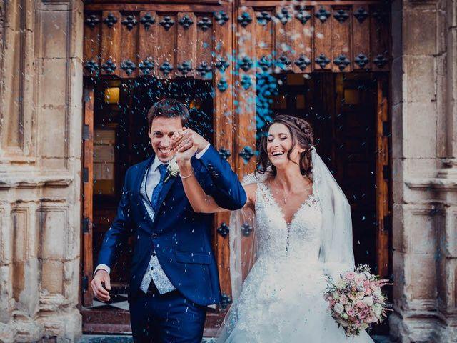 La boda de Manuel y Céline en Jabalcuz, Jaén 13