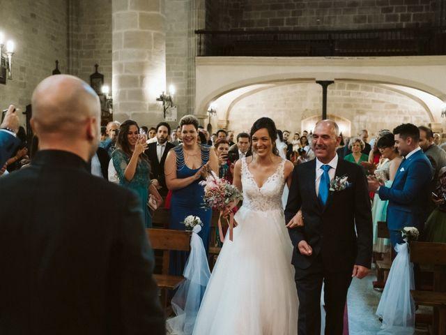 La boda de Juan Carlos y Marta en Casalarreina, La Rioja 1