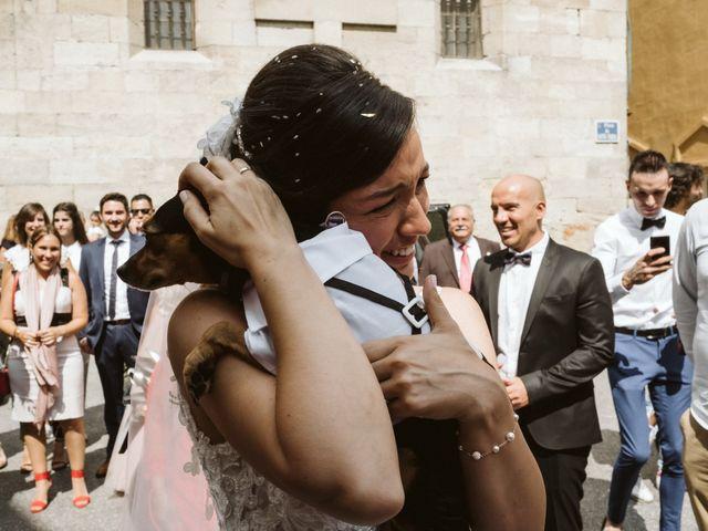 La boda de Juan Carlos y Marta en Casalarreina, La Rioja 18