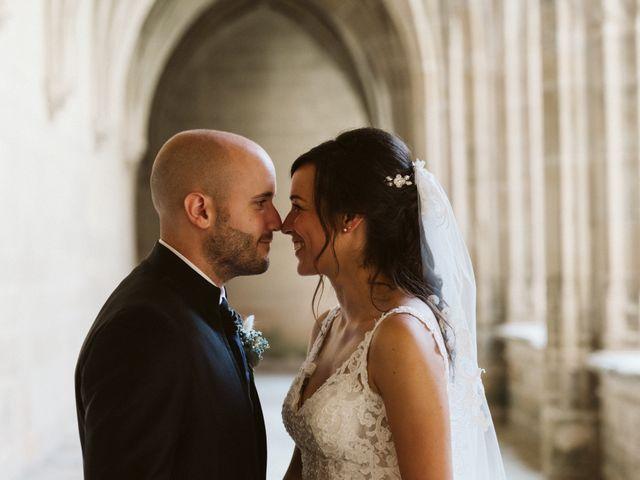 La boda de Juan Carlos y Marta en Casalarreina, La Rioja 21