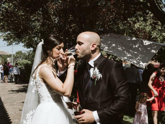 La boda de Juan Carlos y Marta en Casalarreina, La Rioja 26