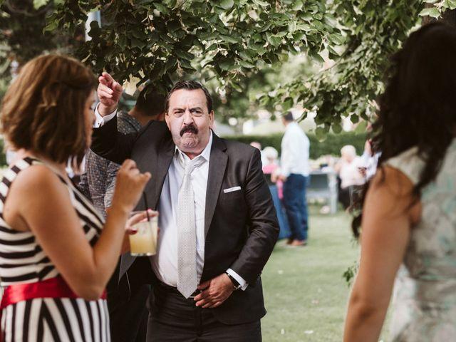 La boda de Juan Carlos y Marta en Casalarreina, La Rioja 33