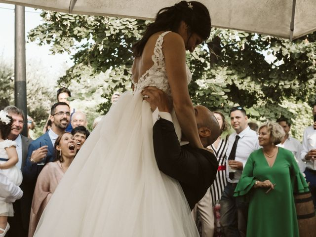 La boda de Juan Carlos y Marta en Casalarreina, La Rioja 36