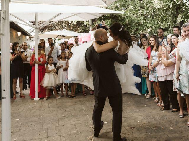 La boda de Juan Carlos y Marta en Casalarreina, La Rioja 37
