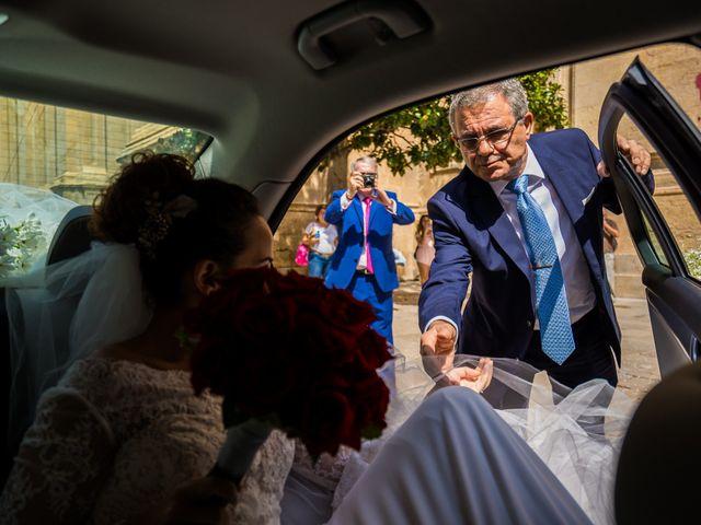 La boda de Martín y Ana en Granada, Granada 16
