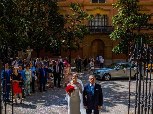 La boda de Martín y Ana en Granada, Granada 17