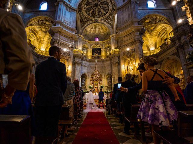 La boda de Martín y Ana en Granada, Granada 18