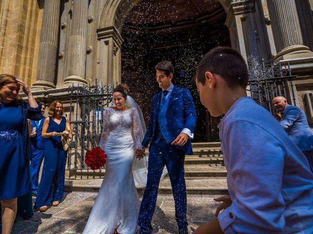 La boda de Martín y Ana en Granada, Granada 26