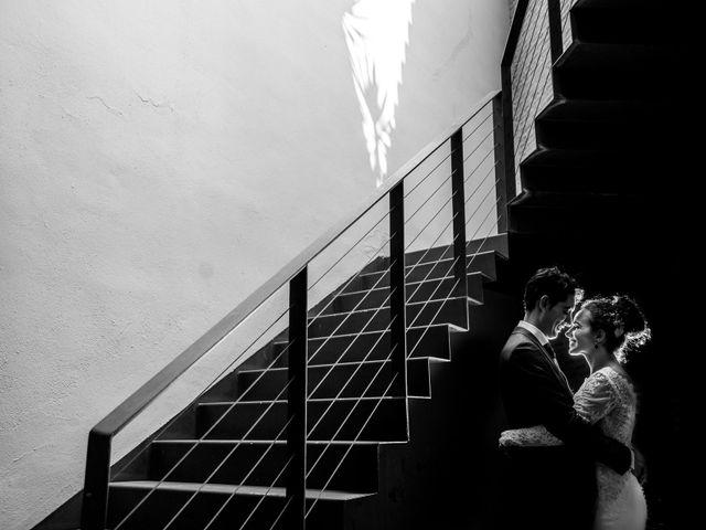 La boda de Ana y Martín