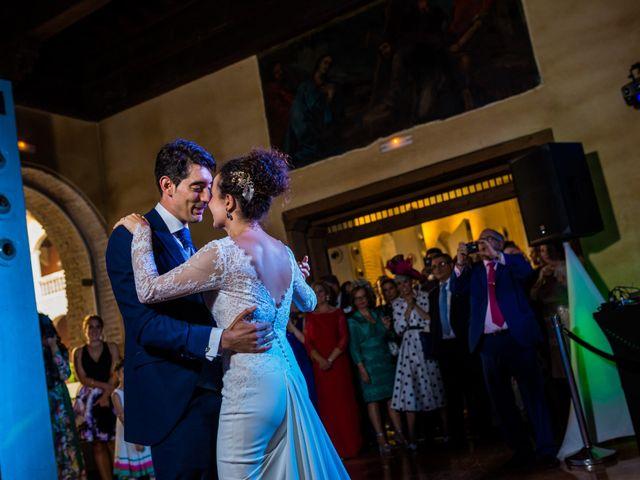 La boda de Martín y Ana en Granada, Granada 34