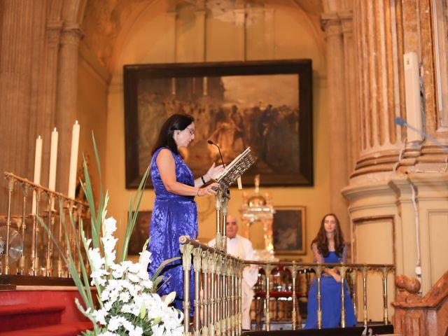 La boda de Jorge y Silvia en Málaga, Málaga 8