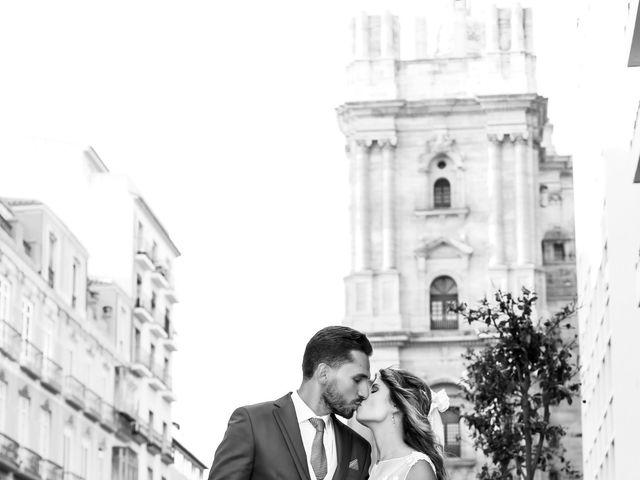 La boda de Jorge y Silvia en Málaga, Málaga 30