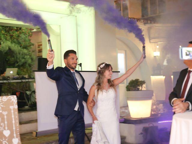 La boda de Jorge y Silvia en Málaga, Málaga 35