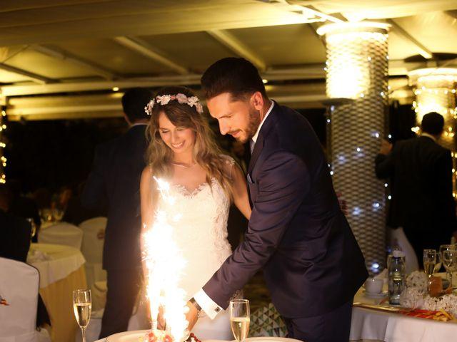 La boda de Jorge y Silvia en Málaga, Málaga 45