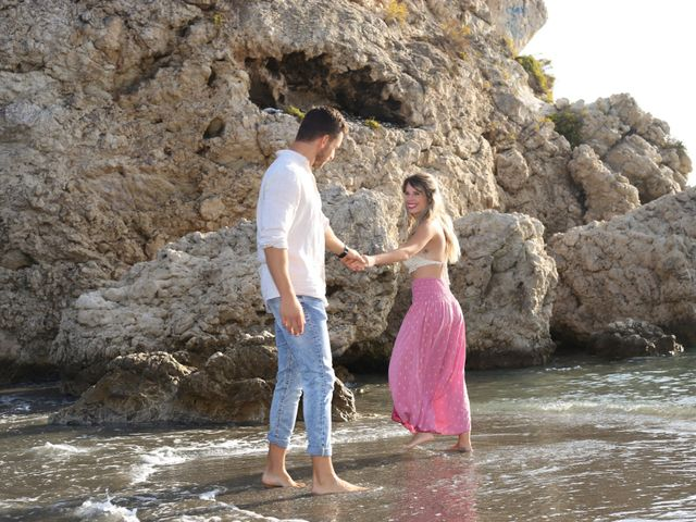 La boda de Jorge y Silvia en Málaga, Málaga 60