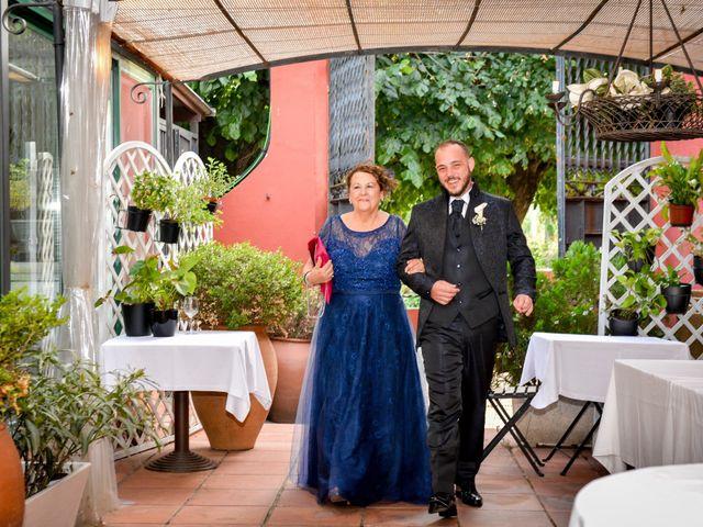 La boda de Ramón y Thais en Sant Cugat Del Valles, Barcelona 12