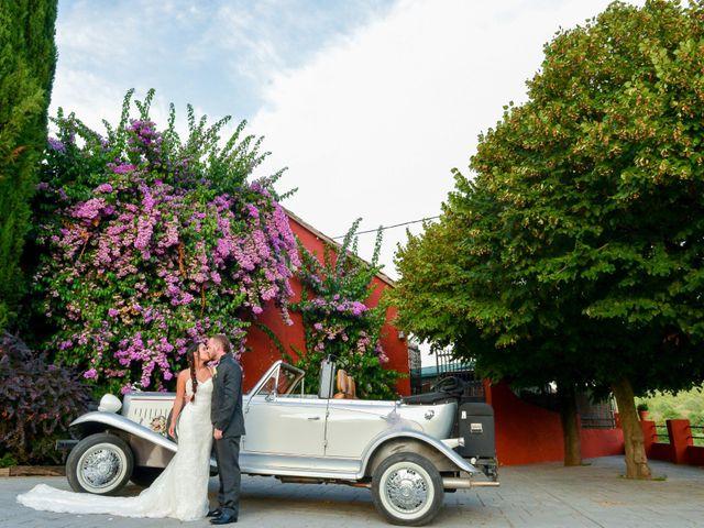 La boda de Ramón y Thais en Sant Cugat Del Valles, Barcelona 1