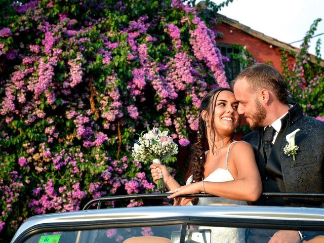 La boda de Ramón y Thais en Sant Cugat Del Valles, Barcelona 19