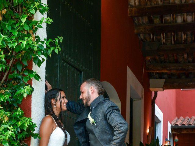 La boda de Ramón y Thais en Sant Cugat Del Valles, Barcelona 20