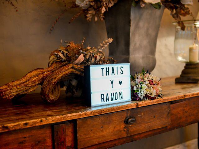 La boda de Ramón y Thais en Sant Cugat Del Valles, Barcelona 25