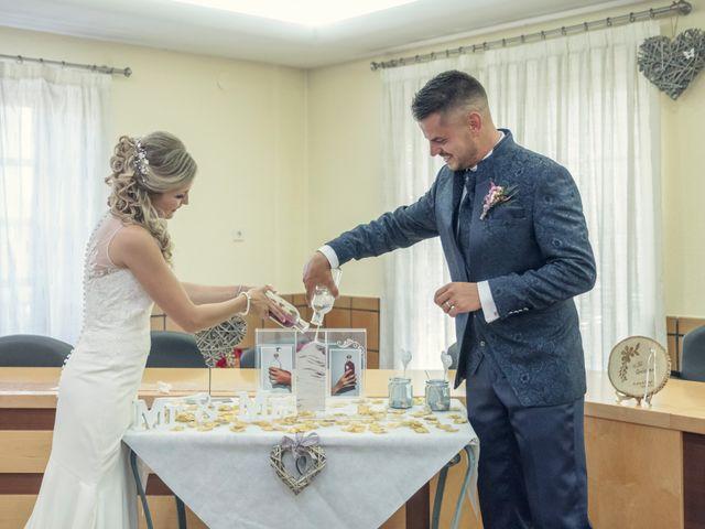 La boda de Noelia y Mihai en Munera, Albacete 14