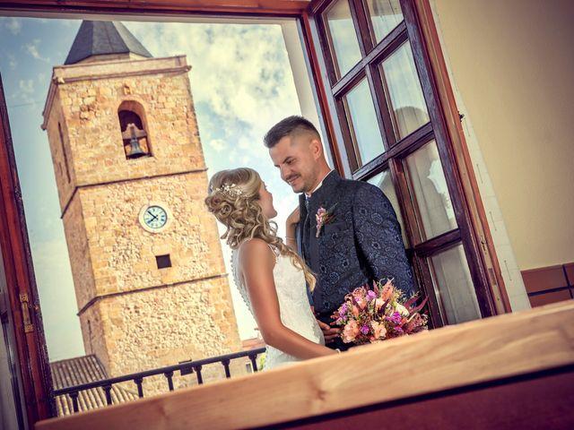 La boda de Noelia y Mihai en Munera, Albacete 15
