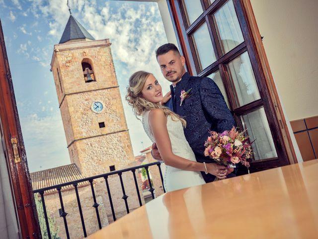 La boda de Noelia y Mihai en Munera, Albacete 16