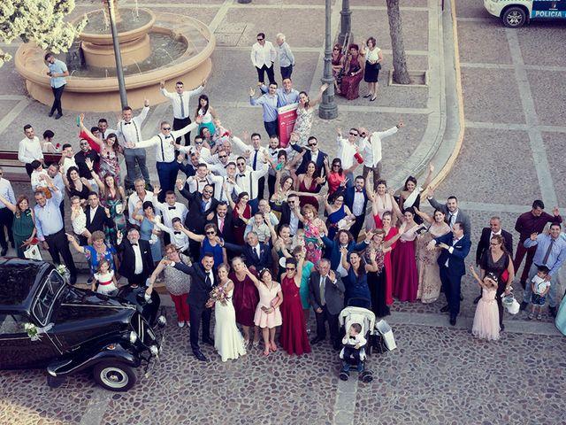 La boda de Noelia y Mihai en Munera, Albacete 1