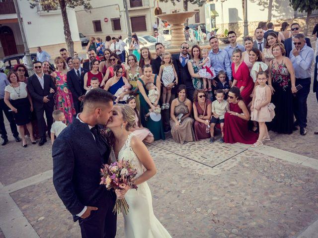 La boda de Noelia y Mihai en Munera, Albacete 18