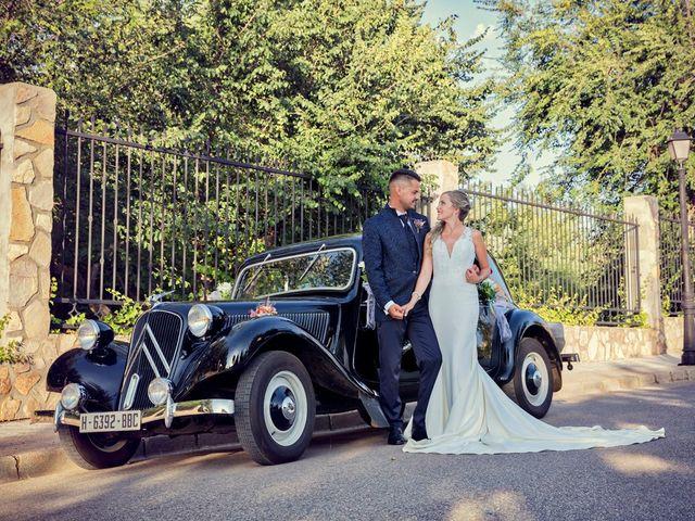 La boda de Noelia y Mihai en Munera, Albacete 19