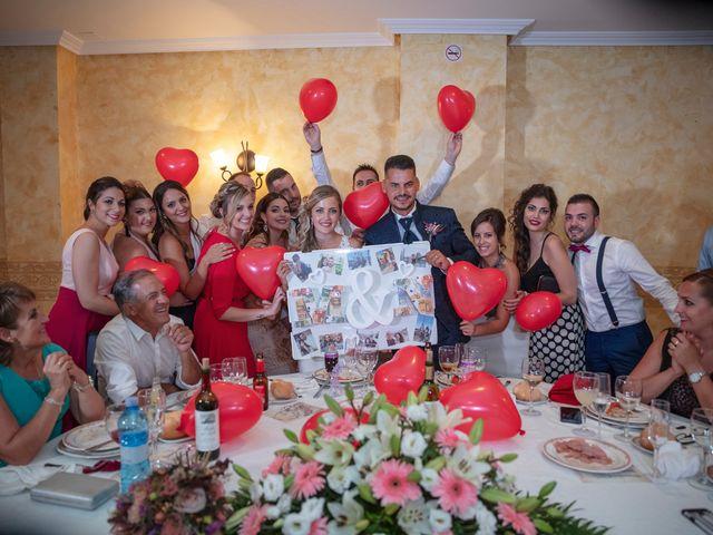 La boda de Noelia y Mihai en Munera, Albacete 24